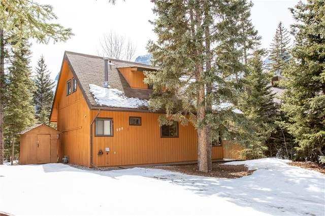 505 2 Street, Canmore, AB T1W 2K1 (#C4293331) :: Redline Real Estate Group Inc