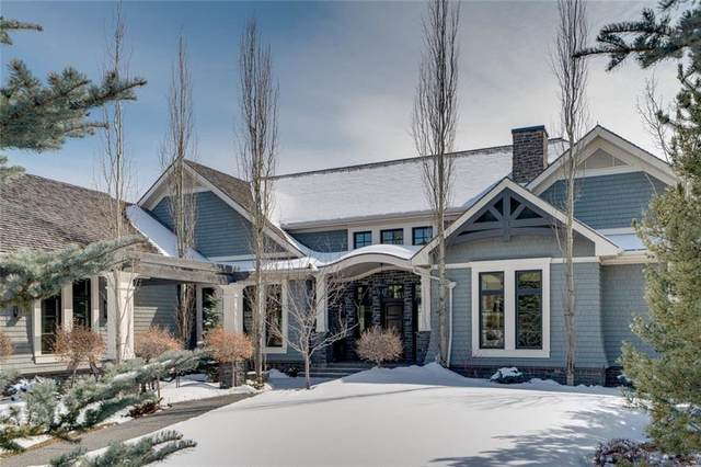 119 Stonepine Drive, Rural Rocky View County, AB  (#C4293408) :: Calgary Homefinders