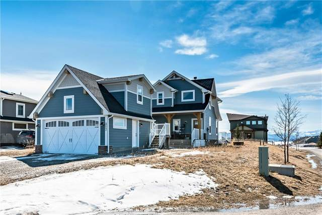317 Cottage Club Link, Rural Rocky View County, AB T3C 1B1 (#C4293437) :: Calgary Homefinders