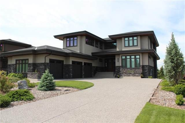 466 Brookside Court, Rural Rocky View County, AB T3L 0C9 (#C4293515) :: Calgary Homefinders