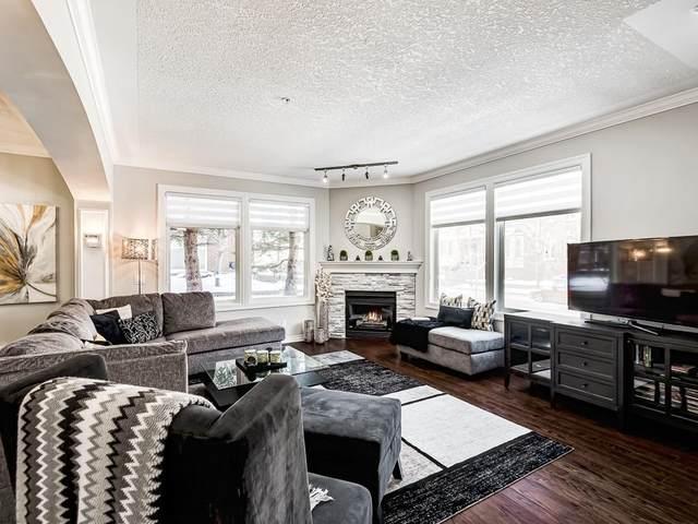 2320 Erlton Street SW #110, Calgary, AB T2S 2V8 (#C4293576) :: Calgary Homefinders