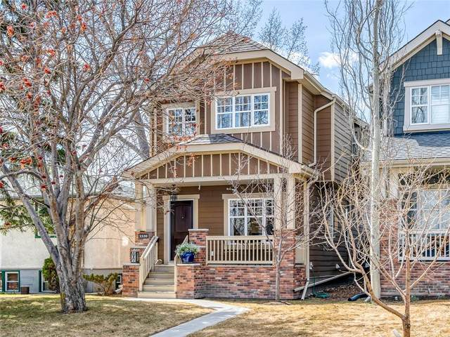 2339 23 Street NW, Calgary, AB T2M 3Y1 (#C4293649) :: Calgary Homefinders