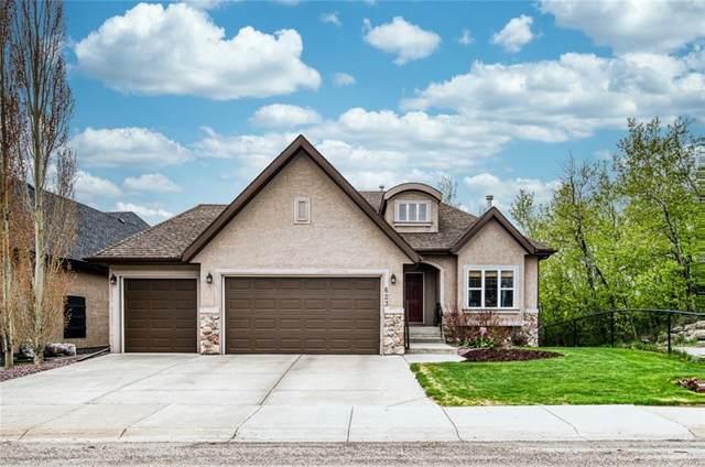623 Tuscany Springs Boulevard NW, Calgary, AB T3L 2Y2 (#C4293720) :: Calgary Homefinders