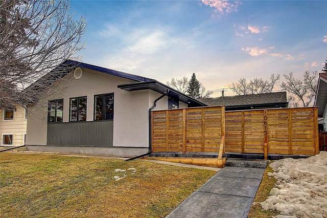 10615 Maplebend Drive SE, Calgary, AB T2J 1X3 (#C4293826) :: The Cliff Stevenson Group