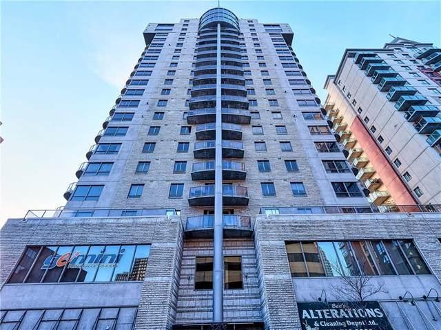 683 10 Street SW #1004, Calgary, AB T2P 5G3 (#C4293953) :: Redline Real Estate Group Inc