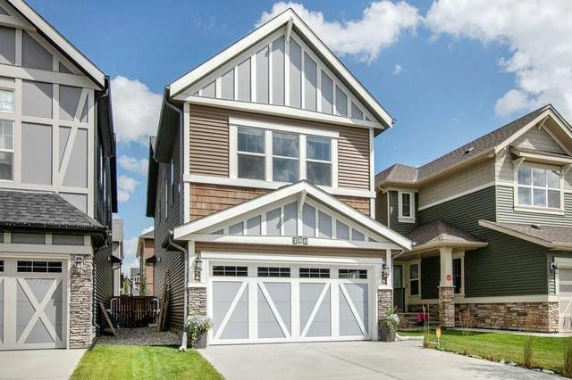 240 Kingsmere Cove SE, Airdrie, AB T4A 0S1 (#C4293962) :: Redline Real Estate Group Inc