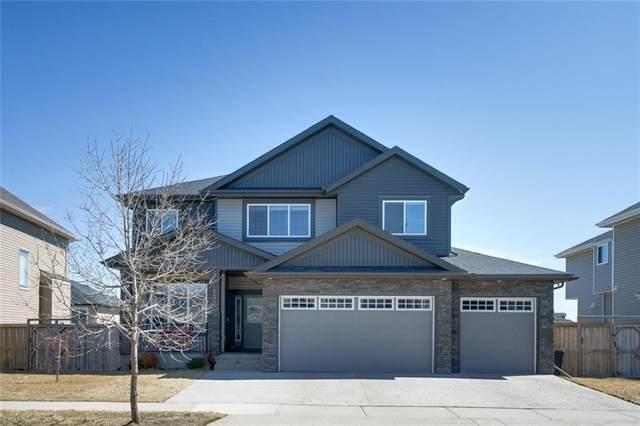 132 Kinniburgh Boulevard, Chestermere, AB T1X 1M1 (#C4293995) :: Calgary Homefinders
