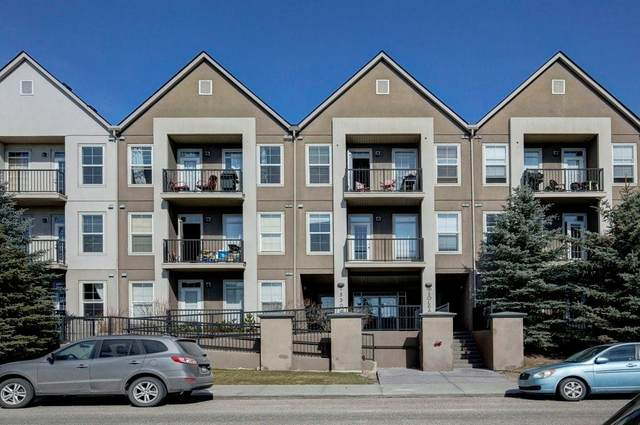 15304 Bannister Road SE #318, Calgary, AB T2X 0M8 (#C4294029) :: The Cliff Stevenson Group