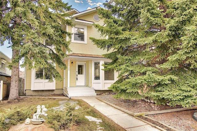 262 Sandstone Place NW, Calgary, AB T3K 2X6 (#C4294032) :: Virtu Real Estate