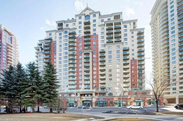 1111 6 Avenue SW #1211, Calgary, AB T2P 5M5 (#C4294048) :: Redline Real Estate Group Inc