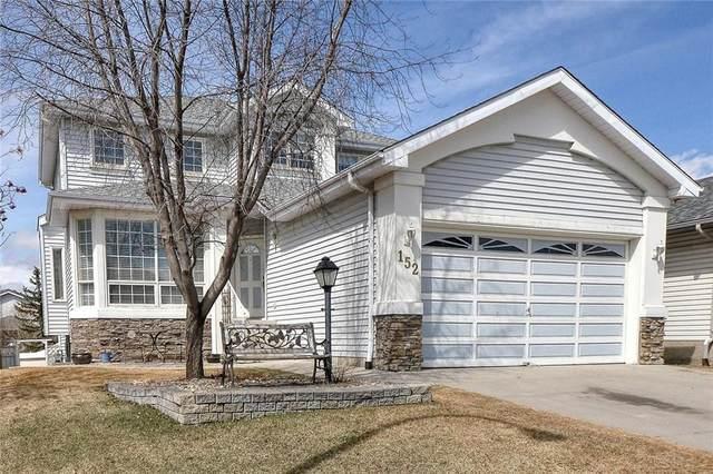 152 Citadel Manor NW, Calgary, AB T3G 3Y5 (#C4294060) :: Calgary Homefinders