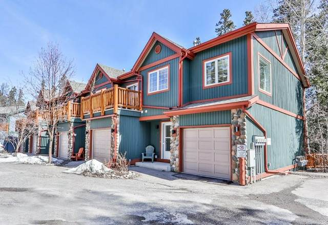 1022 Rundleview Drive #22, Canmore, AB T1W 2P2 (#C4294075) :: Canmore & Banff