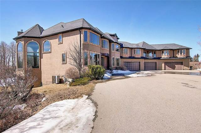 80 Woodlands Estates Drive, Rural Rocky View County, AB T3R 1B8 (#C4294089) :: Team J Realtors
