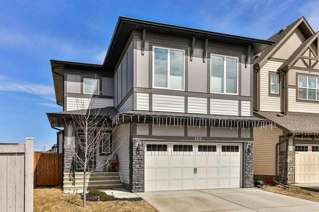166 Hillcrest Heights SW, Airdrie, AB T4B 3Z3 (#C4294101) :: Calgary Homefinders