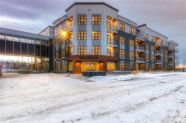 383 Smith Street NW #103, Calgary, AB T3B 6J9 (#C4294210) :: Redline Real Estate Group Inc