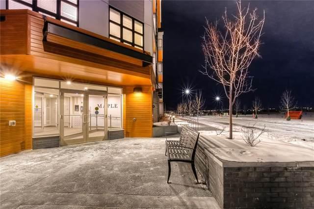 383 Smith Street NW #112, Calgary, AB T3B 6J9 (#C4294222) :: Redline Real Estate Group Inc