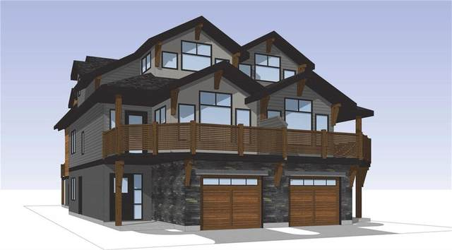 1235 1st Avenue B, Canmore, AB T1W 1M5 (#C4294224) :: Canmore & Banff