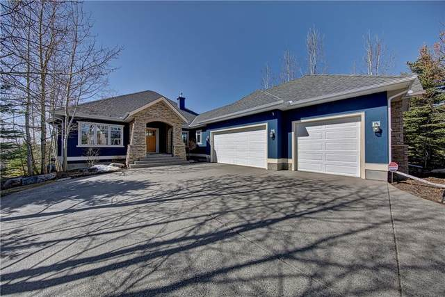 327 Whispering Water Bend, Rural Rocky View County, AB T3Z 3T3 (#C4294225) :: Virtu Real Estate