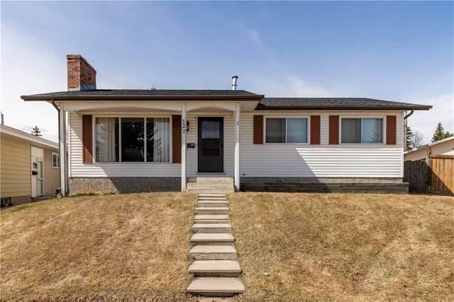 127 Maddock Way NE, Calgary, AB T2A 3X4 (#C4294237) :: Calgary Homefinders