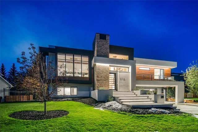 516 Wilderness Drive SE, Calgary, AB T2J 1Z2 (#C4294385) :: Virtu Real Estate
