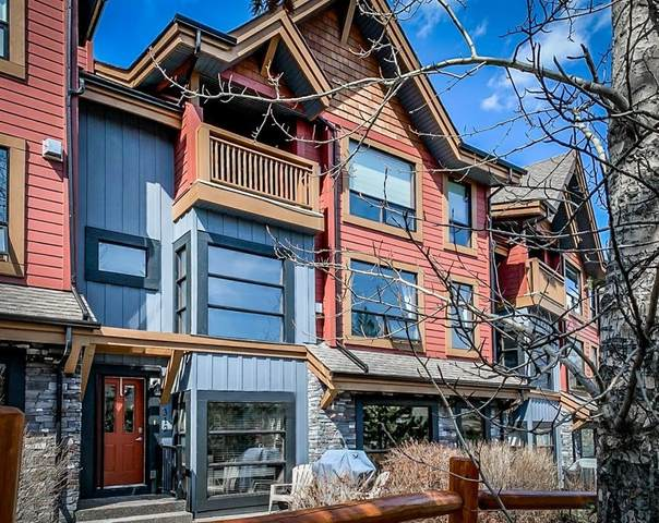 80 Dyrgas Gate #312, Canmore, AB T1W 3M8 (#C4294407) :: Canmore & Banff