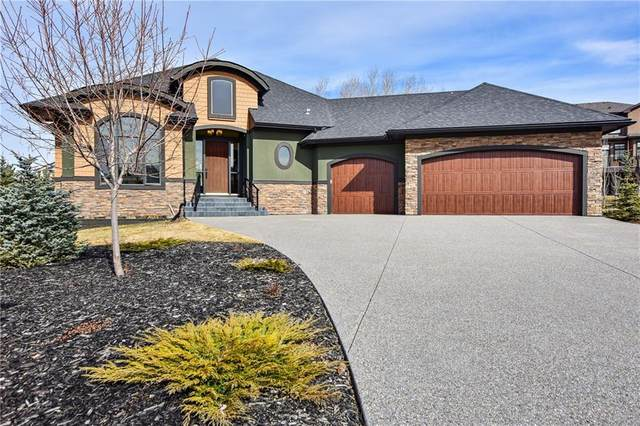 341 Creekstone Rise, Rural Rocky View County, AB T3L 0C9 (#C4294437) :: Calgary Homefinders