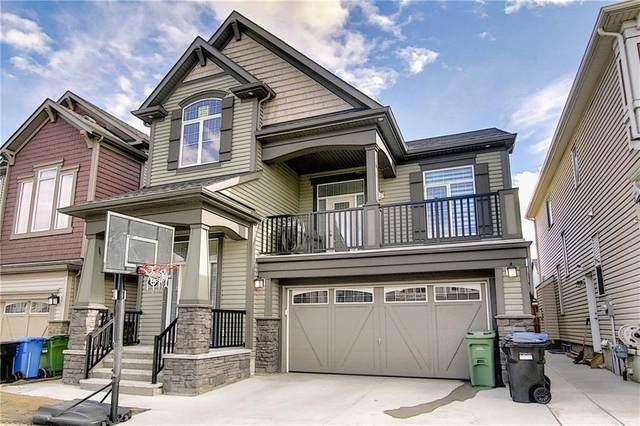 41 Cityscape Garden(S) NE, Calgary, AB T3N 0N7 (#C4294465) :: Calgary Homefinders