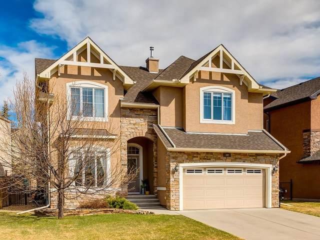 187 Crystal Shores Drive, Okotoks, AB T1S 2L1 (#C4294466) :: Calgary Homefinders