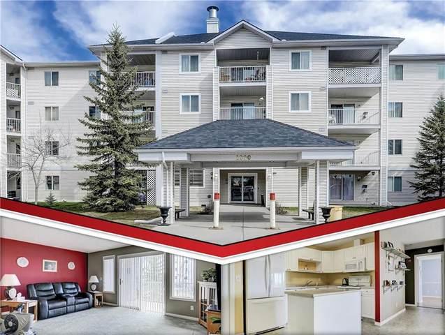 6224 17 Avenue SE #1205, Calgary, AB T2A 7X8 (#C4294481) :: Calgary Homefinders