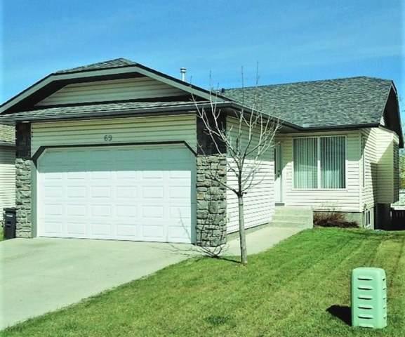 69 Westfall Crescent, Okotoks, AB T1S 1V4 (#C4294513) :: Redline Real Estate Group Inc