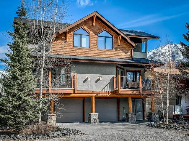 722 3rd Street #3, Canmore, AB T1W 2J6 (#C4294680) :: Redline Real Estate Group Inc