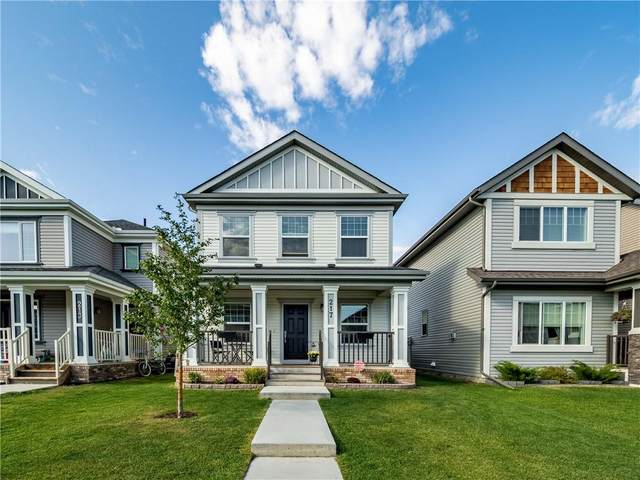 217 Copperpond Parade SE, Calgary, AB T2Z 5B2 (#C4294765) :: The Cliff Stevenson Group