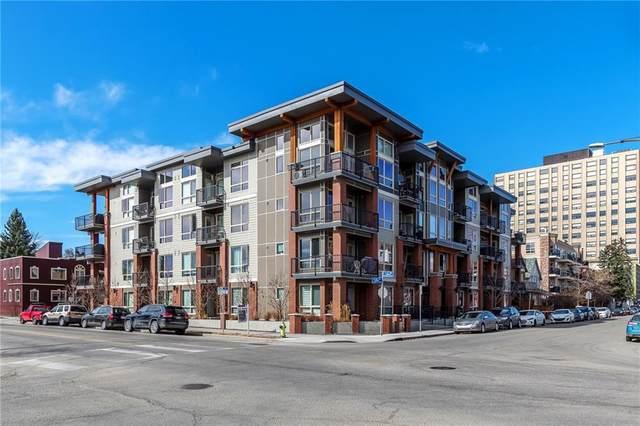 305 18 Avenue SW #318, Calgary, AB T2S 0C4 (#C4294796) :: Calgary Homefinders