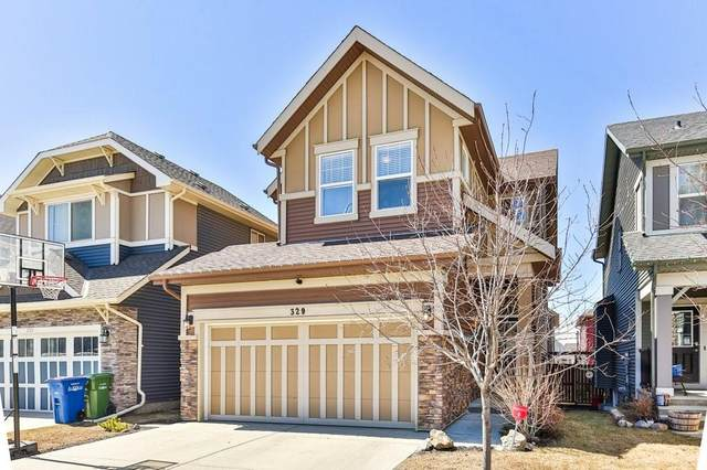 329 Kings Heights Drive SE, Airdrie, AB T4A 0S6 (#C4294898) :: Redline Real Estate Group Inc