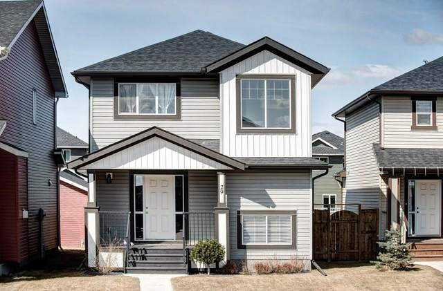 29 Willow Close, Cochrane, AB T4C 1A8 (#C4294924) :: Calgary Homefinders