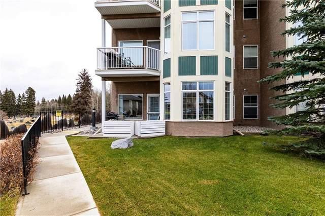 248 Sunterra Ridge Place #101, Cochrane, AB T4C 1W9 (#C4294936) :: Redline Real Estate Group Inc