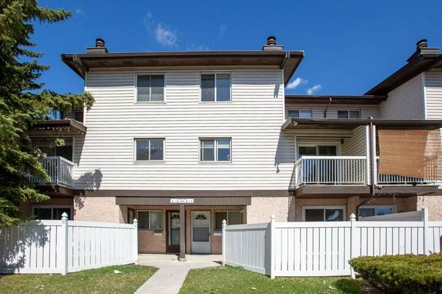 3705 Fonda Way SE #5, Calgary, AB T2A 6G9 (#C4295031) :: Redline Real Estate Group Inc