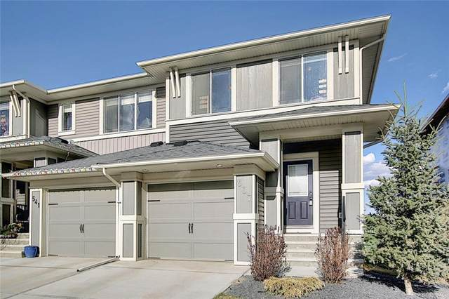 537 Hillcrest Road SW, Airdrie, AB T4B 4H6 (#C4295038) :: Calgary Homefinders