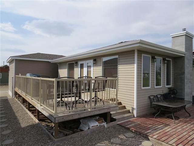 703 Lakeside Drive, Rural Vulcan County, AB T0B 2R0 (#C4295043) :: Calgary Homefinders
