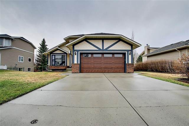 923 High Country Drive NW, High River, AB T1V 1E3 (#C4295052) :: Calgary Homefinders