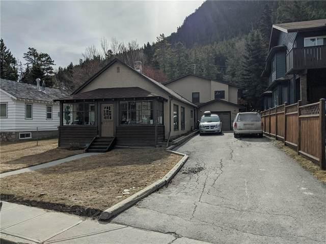 444 Muskrat Street, Banff, AB T1L 1B3 (#C4295055) :: Canmore & Banff