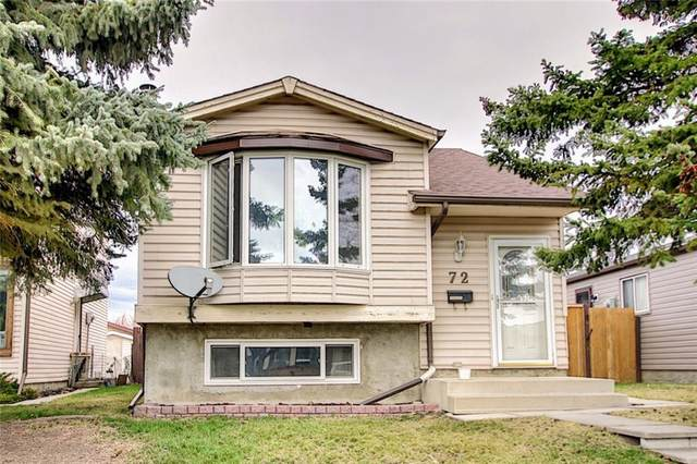 72 Abingdon Crescent NE, Calgary, AB T2A 6S3 (#C4295067) :: Redline Real Estate Group Inc