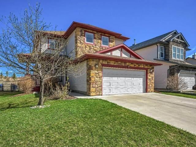 60 Crystal Green Drive, Okotoks, AB T1S 2N7 (#C4295094) :: Redline Real Estate Group Inc