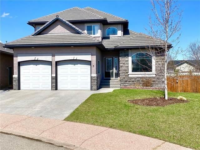 9 Grande Point Estates, Strathmore, AB T1P 1L3 (#C4295150) :: Calgary Homefinders