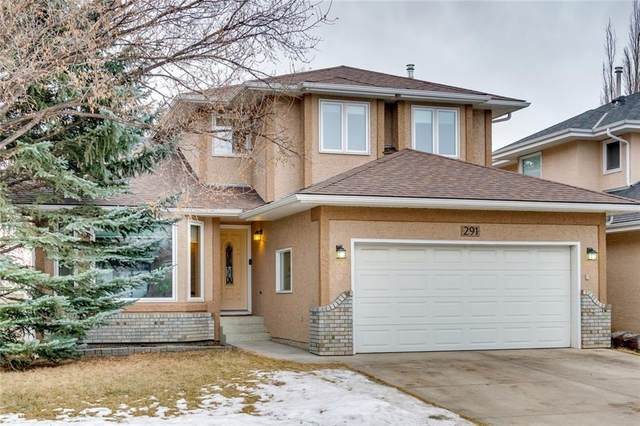 291 Waterstone Crescent SE, Airdrie, AB T4B 2G1 (#C4295179) :: Calgary Homefinders