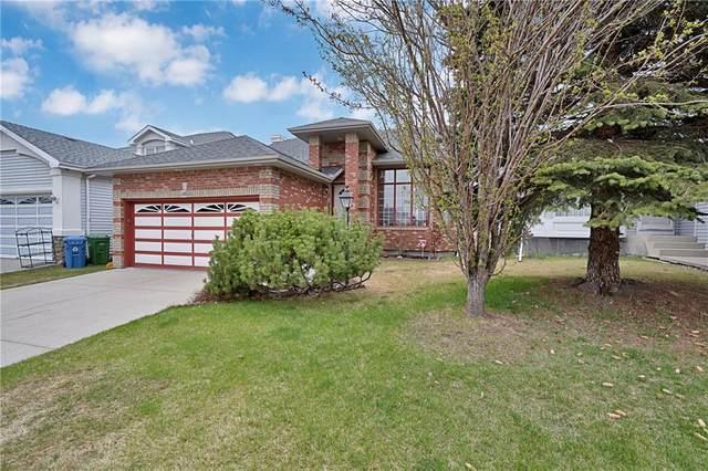 148 Citadel Manor NW, Calgary, AB T3G 3Y5 (#C4295202) :: Calgary Homefinders