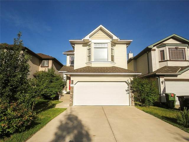 111 Bridlewood Circle SW, Calgary, AB T2Y 3K9 (#C4295214) :: The Cliff Stevenson Group