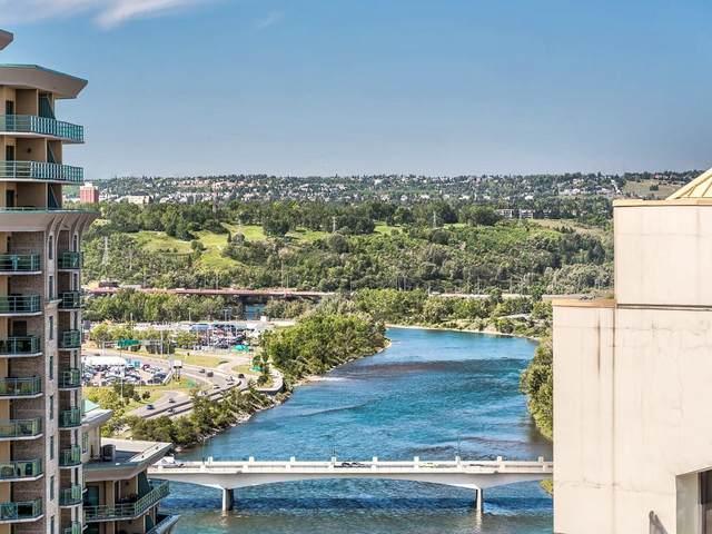1078 6 Avenue SW #2502, Calgary, AB T2P 5N6 (#C4295270) :: Calgary Homefinders