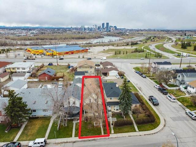 1205 25 Street SE, Calgary, AB T2A 0X1 (#C4295275) :: Redline Real Estate Group Inc