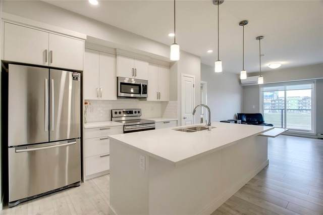 4350 Seton Drive SE #407, Calgary, AB T3M 3B1 (#C4295307) :: Redline Real Estate Group Inc